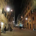 Genova Via San Lorenzo